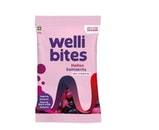 Wellibites Hallon/saltlakrits Sockerfri Vegan 70g