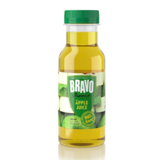 Äpplejuice Bravo 250ml
