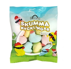 Skumma Kycklingar 50g