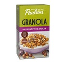 Granola Hasselnöt & Dadlar Paulúns 450g