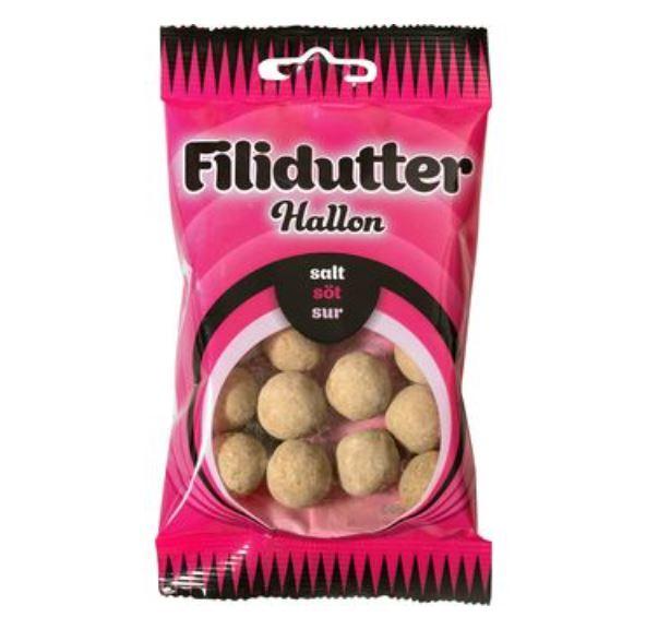 Filidutter Hallon