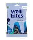 Wellibites Saltlakrits Sockerfri Vegan 70g