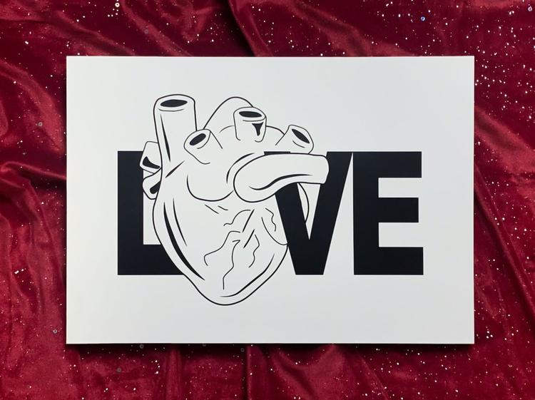 Love illustrasjon
