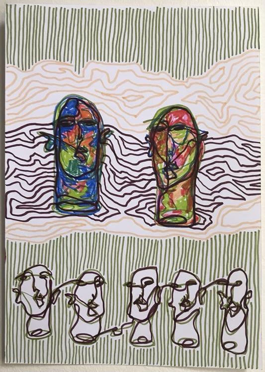 Interacting waves II