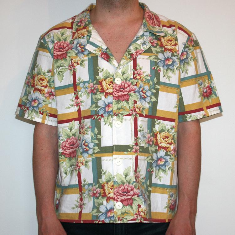 David skjorte