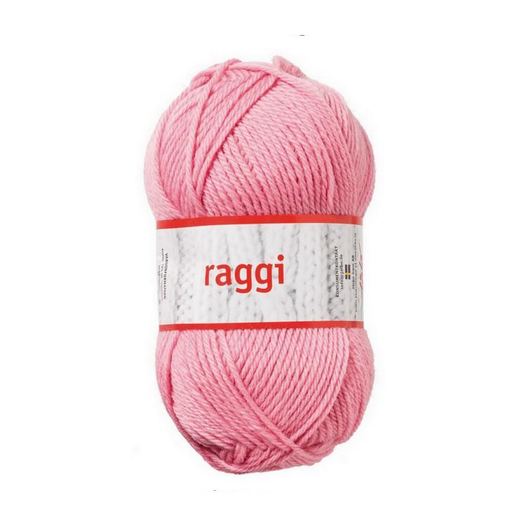 Järbo garn Raggi rosa 15122