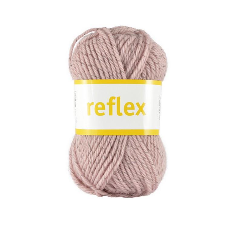Järbo garn Reflex rosa 34104