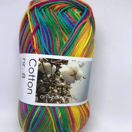 Kinna textil Cotton 8, 100 % Bomull