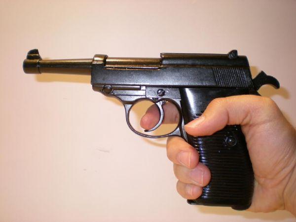 Walther P38 Replika