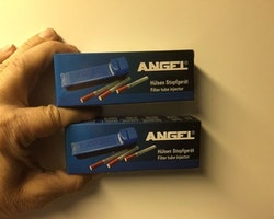 Hylsmaskin Angel (2 hylsmaskiner)