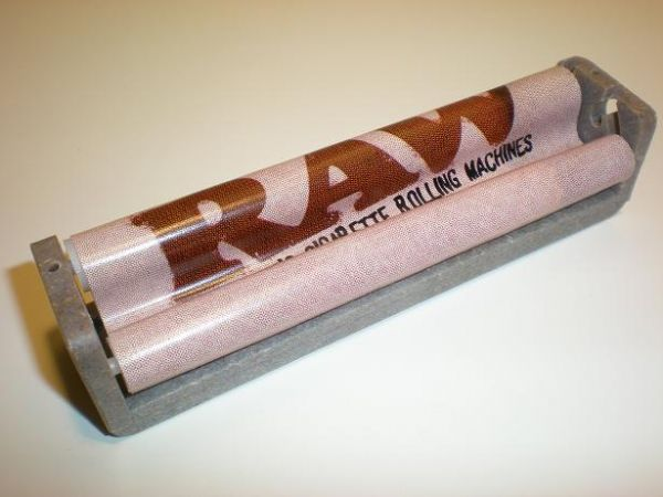Rullmaskin Extra Lång + Rullpapper