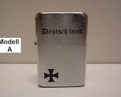 Bensintändare Deutchland + tillbehör
