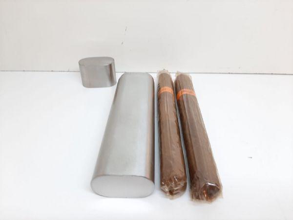 Cigarrfodral / Cigarretui (för 2 cigarrer)
