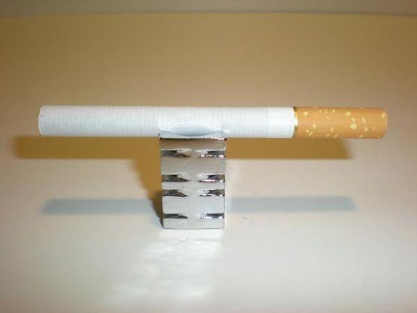 Cigarettsläckare (ihålig)
