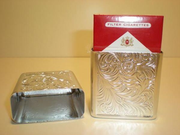 Cigarettetui Metall Tough Box