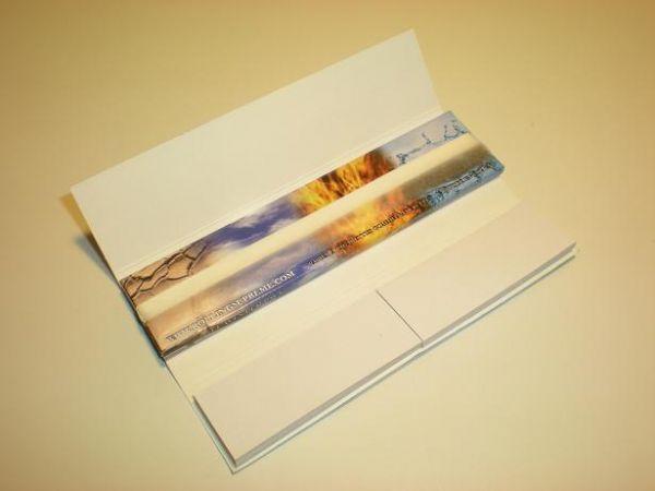 Elements Kingsize Slims+Filter 6 st (cigarettpapper)