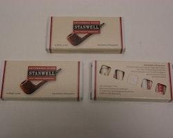 Stanwell Pipfilter 9mm (3 förpackningar X 10 filter)