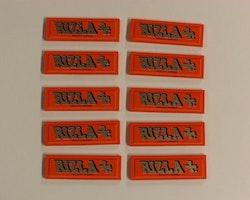 Rizla Röd Mini cigarettpapper (10 förpackningar)