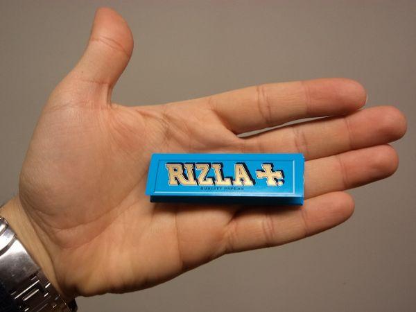 Rizla Ljusblå Mini 10 st (cigarettpapper)