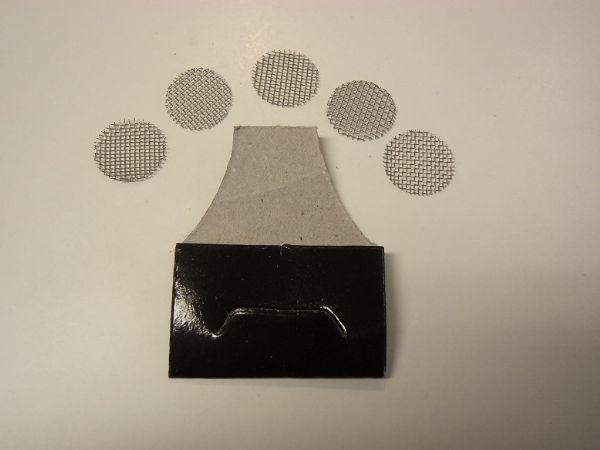 15 stycken pack nät (15mm)