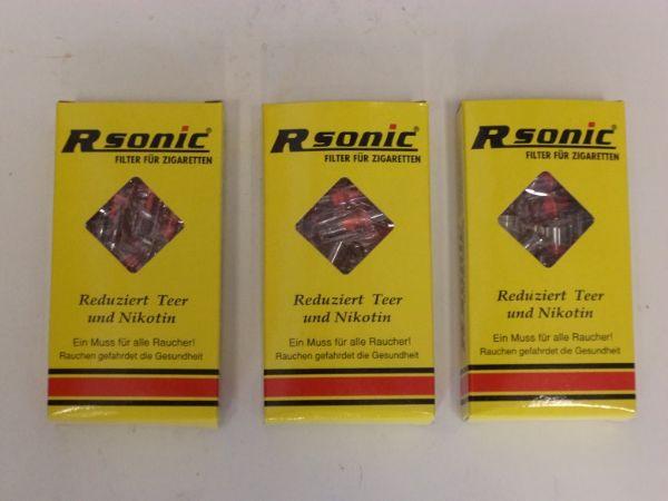 Rsonic Filter munstycke till cigarett (3 paket)
