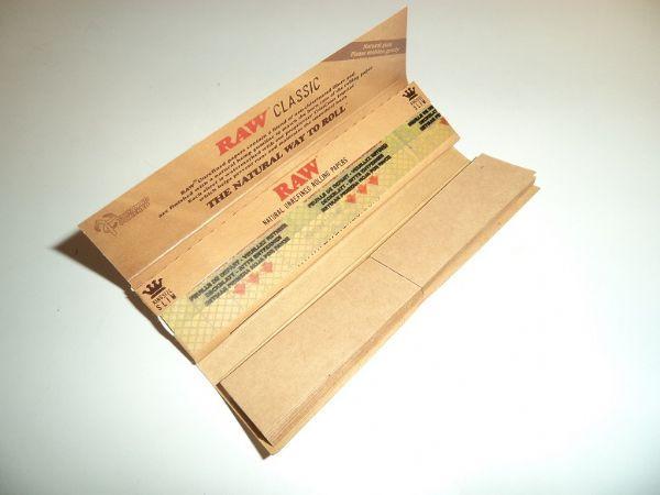 RAW Kingsize Slims + Filter 6 st (cigarettpapper)