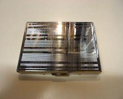 Plåtplånbok Mirror Stripes