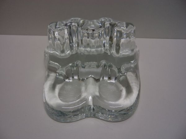 Pipställ Glas: 5 pipor