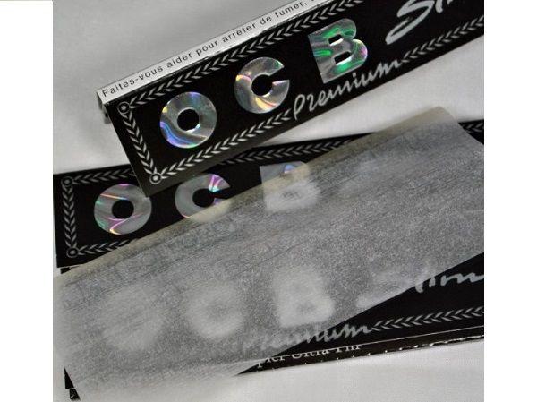 OCB Kingsize Slim 10st (cigarettpapper)