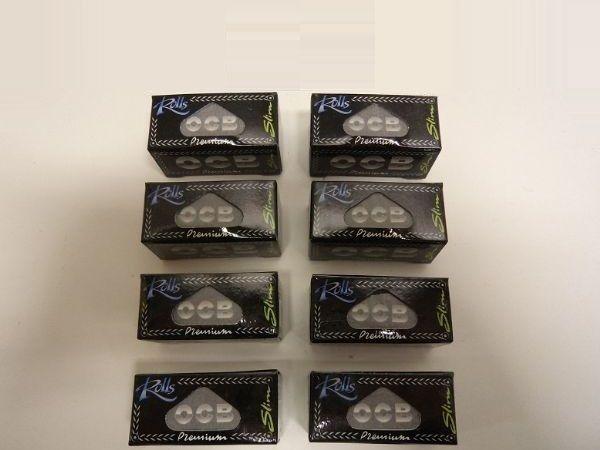 OCB Rolls 8st (cigarettpapper)