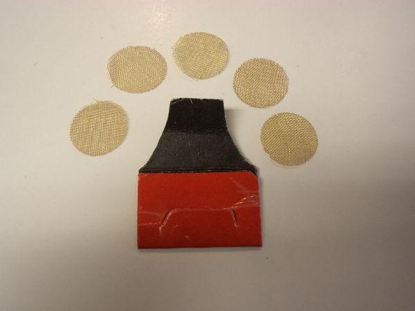 15 stycken pack nät (20mm)