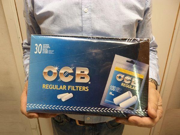 OCB Filter Regular DISPLAY