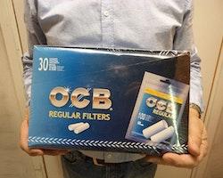 OCB Regular Filter DISPLAY