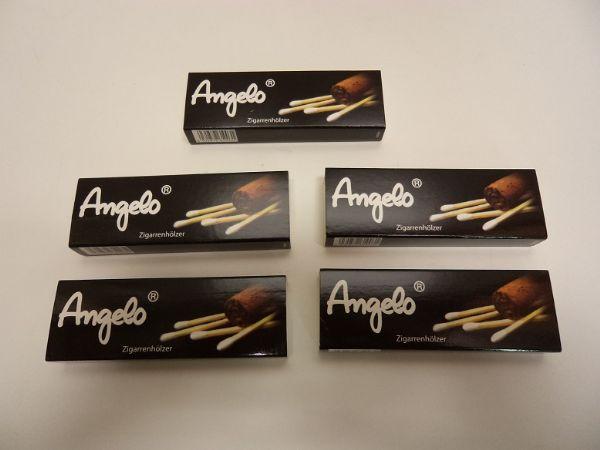 Cigarrtändstickor 5 paket
