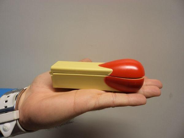 Hylsmaskin Tändsticka (2 hylsmaskiner)