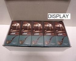 Display: 10 pipor