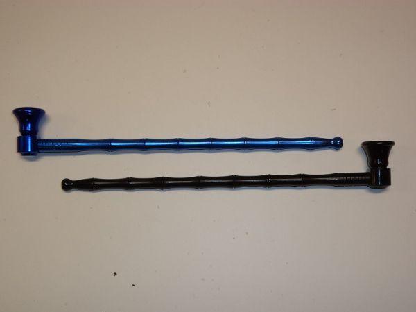 Metallpipa Long + tillbehör