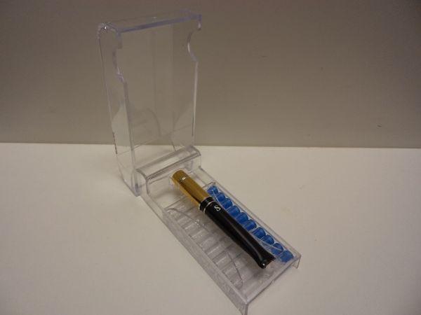 Cigarettmunstycke King + 10 Filter