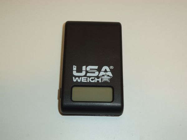 Digitalvåg 600 / 0.1 gram