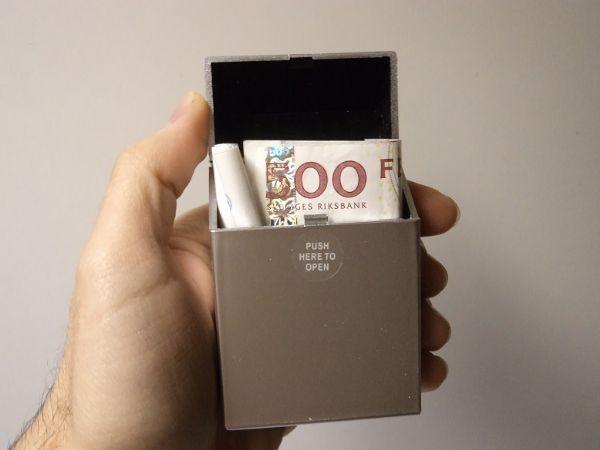 Cigarettetui Fancy