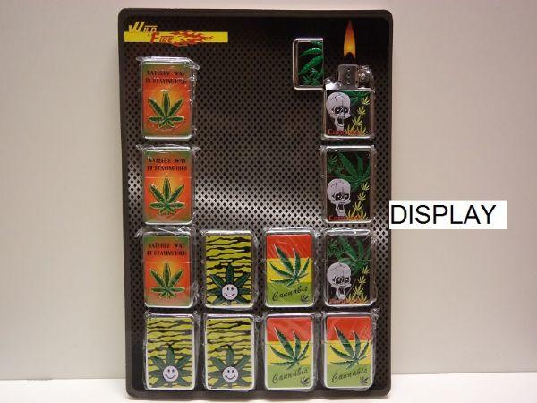 Bensintändare Weed + tillbehör