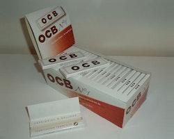 OCB Mini White DISPLAY (cigarettpapper)