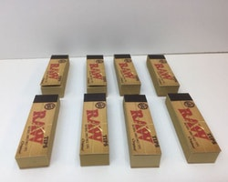 RAW Filtertips (8 förpackningar)