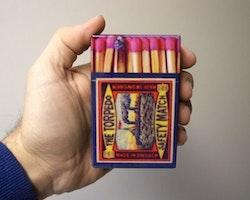 Cigarettetui Matches