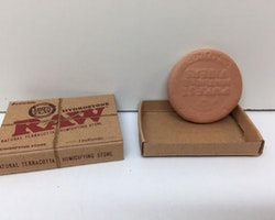 RAW Fuktsten till tobak (Hydrostone Terracotta)