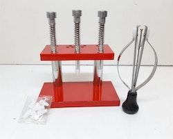 3st Vispress + Visborttagare (Klocka/urmakeri verktyg)
