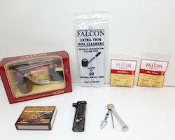 Falcon pipa BÖJD + tillbehör