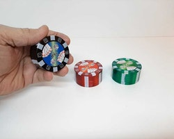 Grinder Poker Deluxe 3-delar