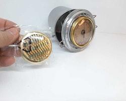 Tobaksburk + Hygrometer & Fuktare