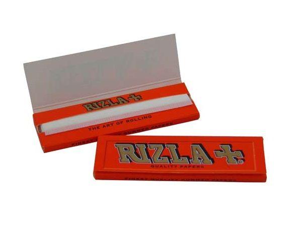 Tobaksväska Medium + Rizla rullpapper